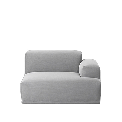 무토 커넥트 소파 Connect Modular Sofa Right Armrest (B)