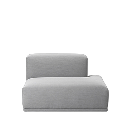 무토 커넥트 소파 Connect Modular Sofa Right Open Ended (G)