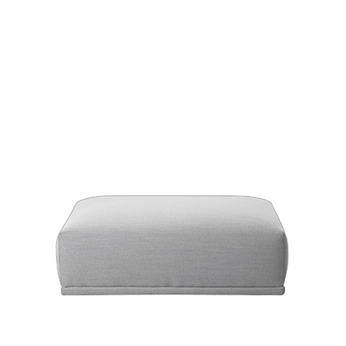 무토 커넥트 소파 Connect Modular Sofa Long Ottoman (H)