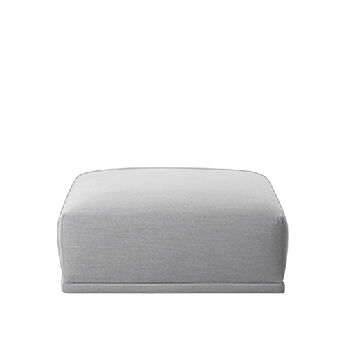 무토 커넥트 소파 Connect Modular Sofa Short Ottoman (I)