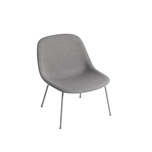 무토 화이버 라운지체어 Fiber Lounge Chair Tube Base 4colors