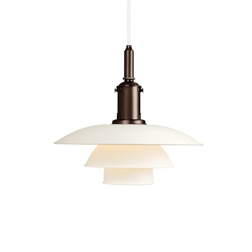 PH 3½-3 Pendant White