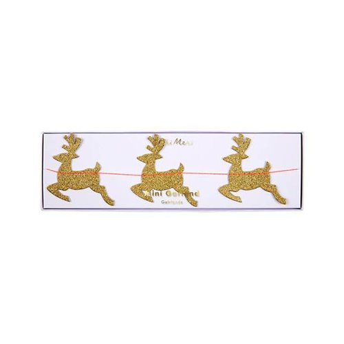 Reindeer Mini Garland