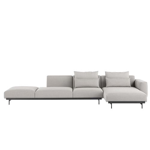 무토 인 시튜 소파In Situ Modular Sofa 4seater Clay 12