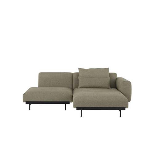무토 인 시튜 소파In Situ Modular Sofa 2seater Clay 15