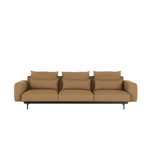 무토 인 시튜 소파In Situ Modular Sofa 3seater Fiord 451