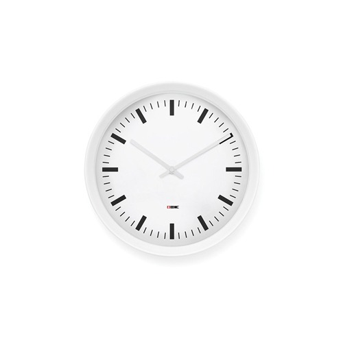 Wall Clock 1824 White