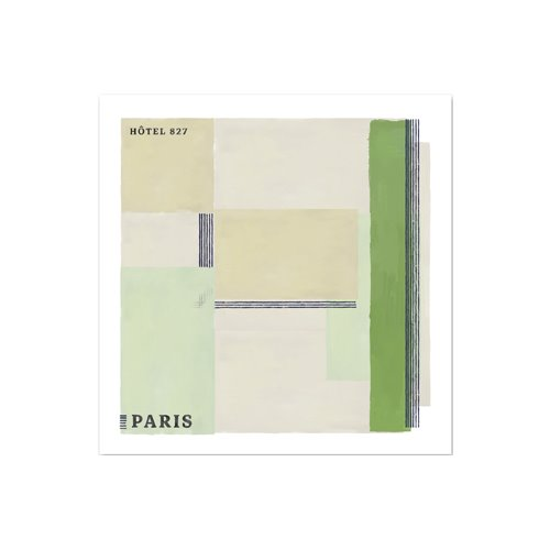 The Paris Art Print