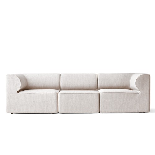 메누 이브 모듈러 소파 Eave Modular Sofa 96 3seater Maple 202