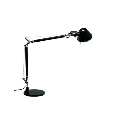 아르테미데 ARTEMIDE Tolomeo Tavolo Mini Table Lamp Black